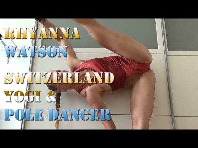 Rhyanna Watson - Aussie in Switzerland Mom, yogi pole dancer 12