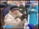 В Кирове вновь вышел на маршрут Автобус милосердия(ГТРК Вятка)