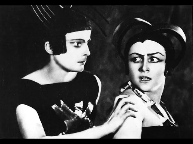 Аэлита / Aelita: The Queen of Mars (Яков Протазанов) [1924, СССР, фантастика, немое кино]