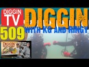 DIGGIN with KG RINGY S1E6: 509 Diver Down: Detecting the Deep