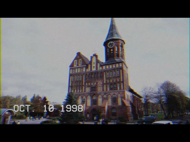 NotAwhale FIlms - To old Konigsberg (VHS STYLE)