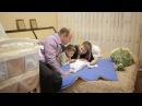 Семейное видео. Первый день Матвея дома