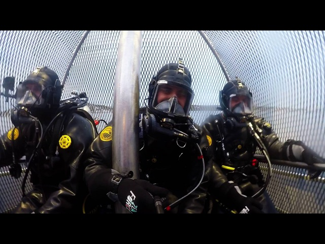 Gopro Commercial Diving Adventures in NYD!