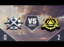 SWC2018 CONSOLE LEAGUE ФИНАЛ Myth Gaming vs Astral Authority игра 3