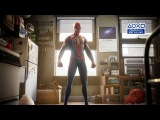 Marvel's Spider Man – PGW 2017 трейлер (PS4) [4K]