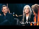 Patti Smith on Nobel prize performance I was humiliated and ashamed Skavlan