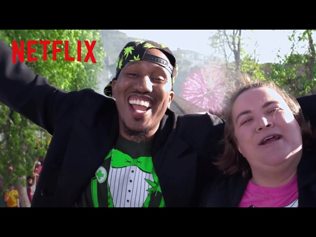 Disjointed | Teaser 420 Musical Singalong | Netflix