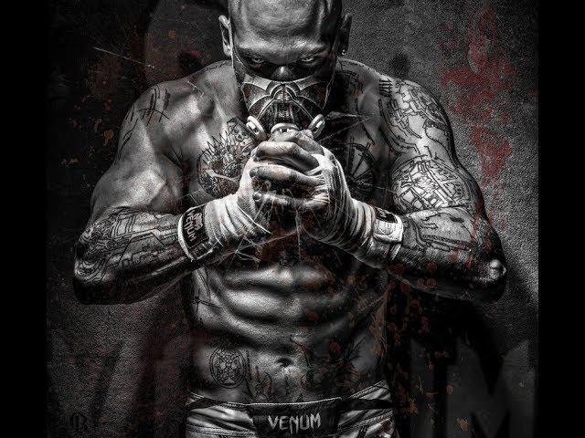 MMA Aggressive Training Motivation by Jerome Pina VENUM