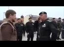 Шейхи в шоке! Охрана Кадырова шокировала