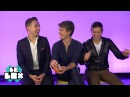 Hanson harmonises to TLC's 'Waterfalls' BeBoxMusic