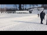 Первенство России по лыжным гонкам среди юношей и девушек 15-16 лет