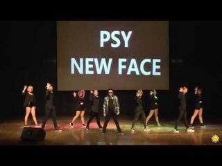 PSY (사이) - New Face (+ Gangnam style)| Dance cover by Dancing Psycho