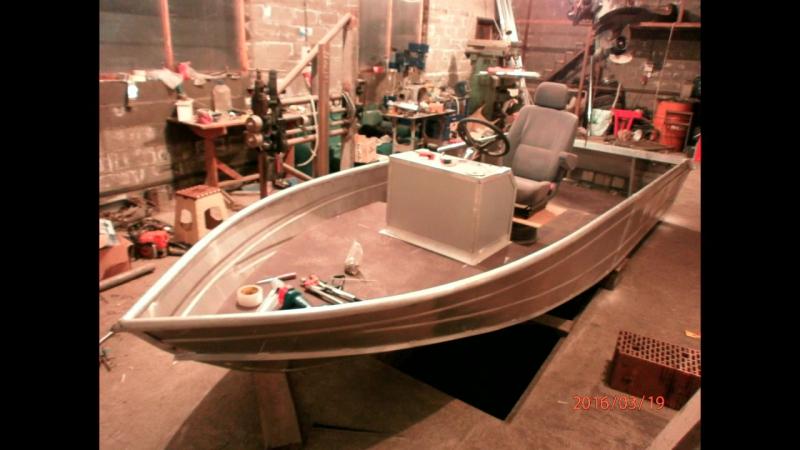 Проектировка лодок