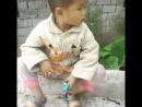 Маленький бродяга