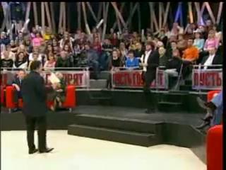Кашпировский вырубил депутата на программе