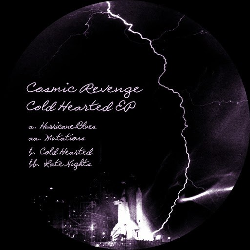 Cosmic Revenge альбом Cold Hearted EP