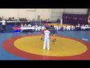 Чемпионат России по самбо МВД Рыбалкин(Каз)-Разинков(Белг)