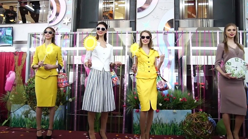 Торговый центр «Республика» в Нижнем Новгороде представил весенне-летние новинки