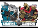 NHL 17-18 SC R2 G2. 28.04.18. SJS - VGK Евроспорт