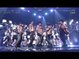 [LIVE] Morning Musume 17 x Sexy Zone ♪ LOVE Machine (Best Artist 2017 @ 28/11/2017)