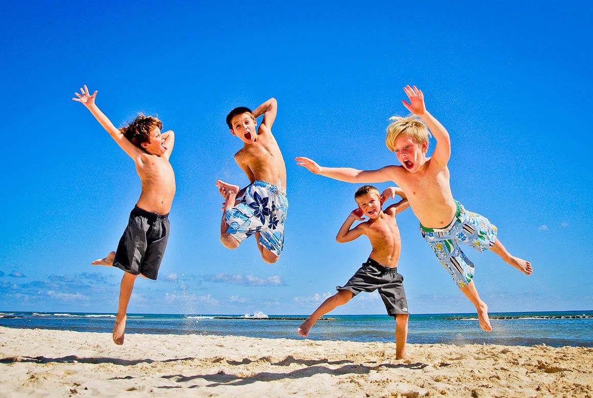 Летние каникулы картинки красивые, для мужчины
