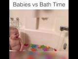 Дети в ванной!