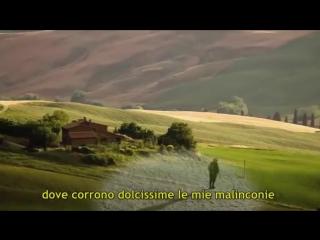 I giardini di marzo - Lucio Battisti (video con testo)