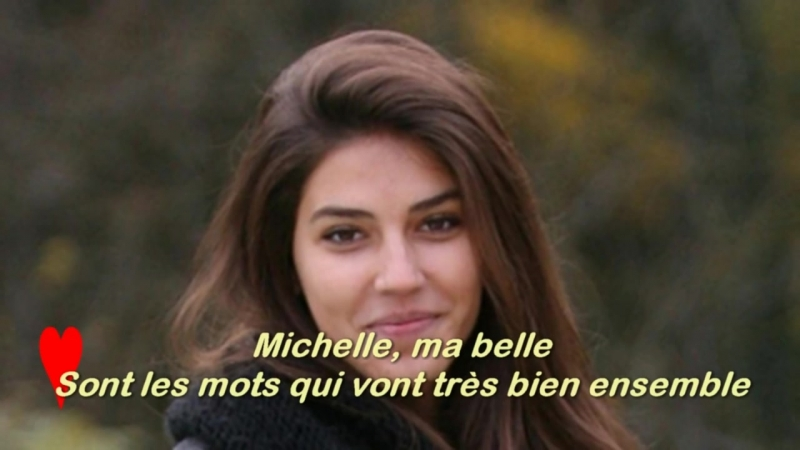 Michelle ( 1965 ) - THE BEATLES