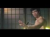 Брюс Ли - Драка на световых мечах