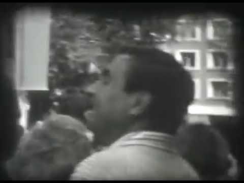 Витебску 1000 лет. Кинозарисовка Эдуарда Сладкевича. 1974 год