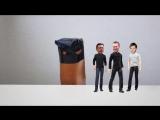 ГС (Группировка Сарделя) - История о 3 дурачках