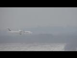ATR 72-500 OH-ATP Landing at LED