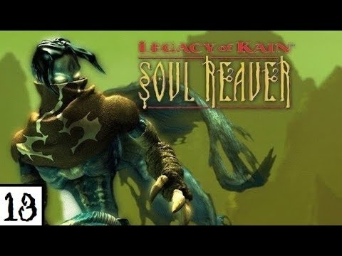 Legacy of Kain: Soul Reaver - Gameplay part 13 (final): The Chronoplast and facing Kain