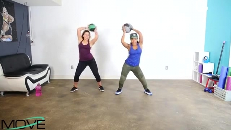 Med Ball Dance -Keaira LaShae MU