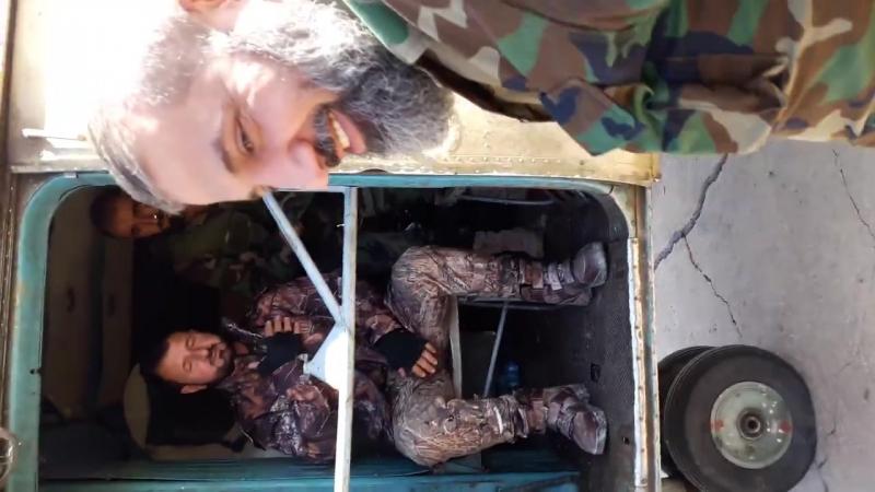 Бригадный генерал Сухаил Аль-Хассан (Тигр)