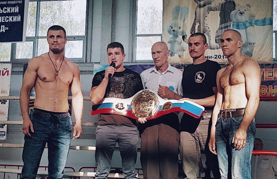 иван кондратьев кикбоксинг чемпион россии