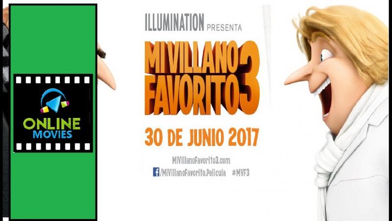 **Mi villano favorito 3 Español Latino 720p Link en la descripcion**