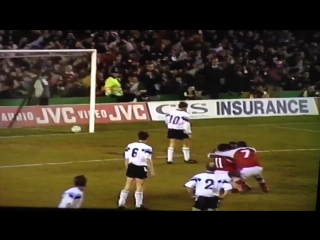 Paul Davis vs Aston Villa, 1991