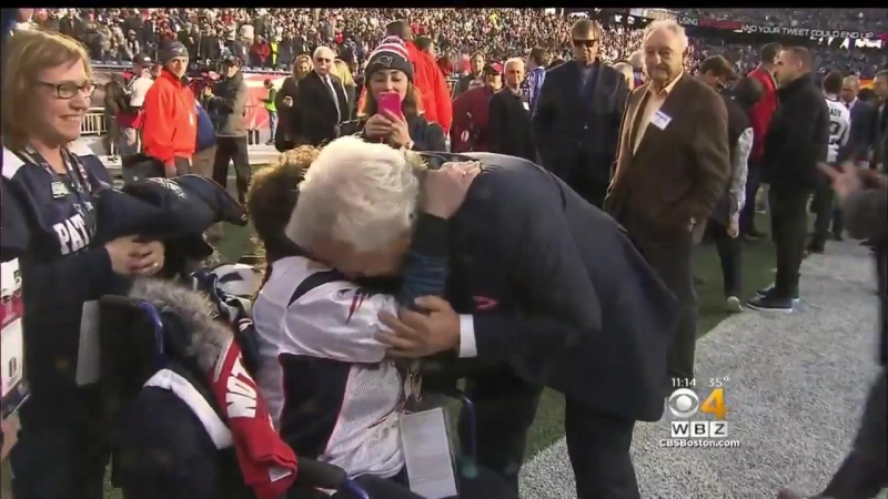 Patriots Invite Fan Whose Wheelchair Was Taken Onto Field For AFC Title Game