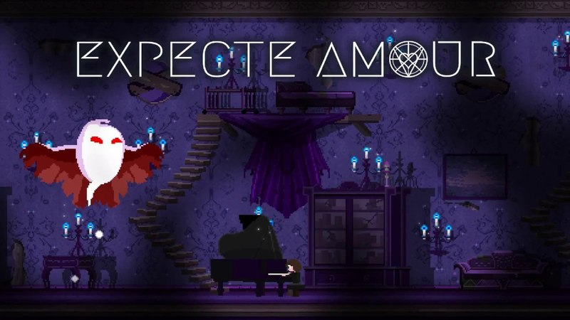 Expecte Amour - Something is hidden (OST Catmaze)