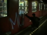 Copenhagen Trains Vandal Tactics (1999)
