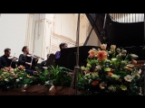 Luсаs Debargue - Haydn Piano Concerto in D major (Kremerata Baltika) 12.10.2017, Slovensk