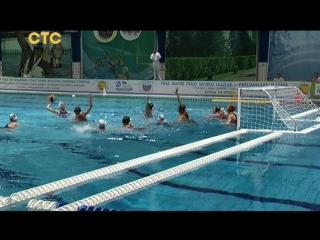 Этап мировой лиги по водному поло - в Ханты-Мансийске