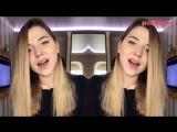 Рита Дакота - Боюсь, что да (cover by Кристина Брэеску),красивая милая девушка классно спела кавер,красивый голос,поёмвсети