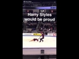 Sign Of The Times by Harry Styles at 2018 Winter Olympics in PyeongChang
