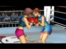 Boxing Ryona from Love Upper