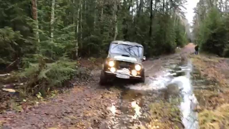 Танки грязи не боятся