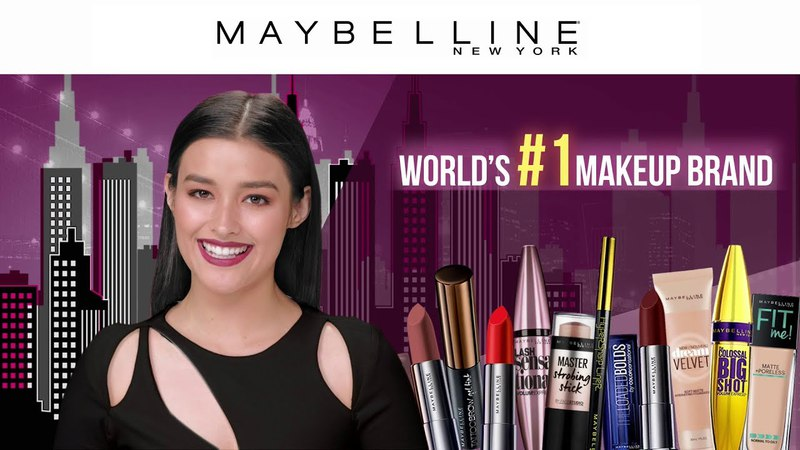 Make It Happen MakeItHappen with the Worlds 1 Makeup Brand, Maybelline New York