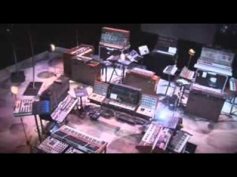 Jean michel Jarre making of oxygene Synthesizers