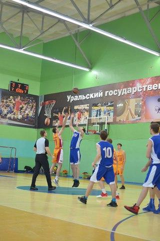 Лига ЧЕЛБАСКЕТ, 11 тур. 10.12.17.